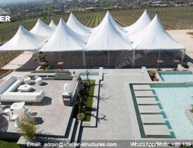 Outdoor Best Party Tent for Cheap Sale - garden tent - backyard party gazebo - high peak tent - raj tent (27)