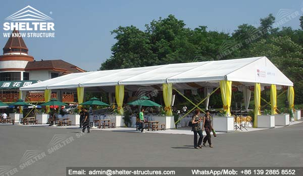 event tent from china manufacturer - Chinese tent supplier (2) & 4Seaon Event Tent for Wedding Parties | Large Marquee Tents China