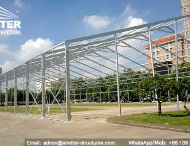40 by 60 Large Exhibition Canopy Tent for Household Appliances Expo & Large Wedding Marquee Tents China - PartyEventWedding Marquee ...