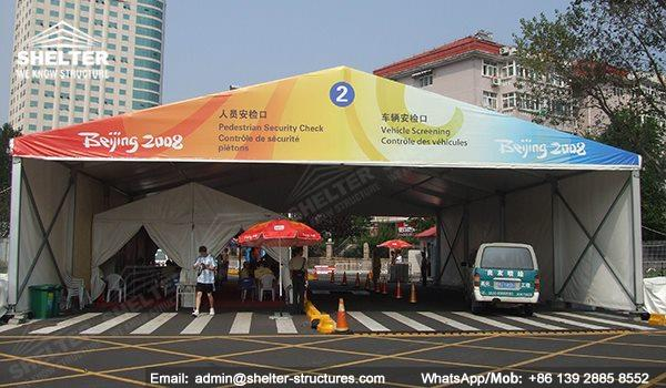 marquee for social events - large exhibition tents - tent canopy for exposition - musical festival pavilion - canvas for fari carnival (15zcvc)