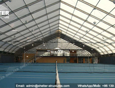 sports structures - indoor swimming pool - court shed - tennis tent - canopy for horse riding - horse loading tent - gym structures idea - sports staidum cover (27)